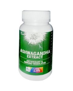 Apollo Life Ashwagandha Extract Capsules 60's