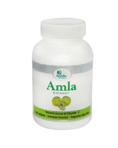 Apollo Pharmacy Amla Extract Capsules 60's