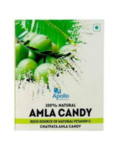 Apollo Pharmacy Amla Candy 250g