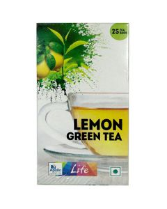 Apollo Life Green Tea Lemon 25 Bags