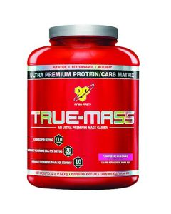 BSN True Mass Strawberry Milkshake 5.82 lbs