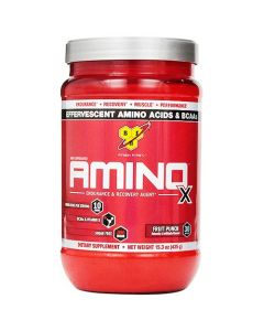 BSN Amino X Fruit Punch 435g