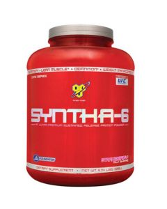 Bsn Syntha-6 Strawberry 5lb
