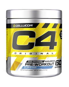 Cellucor C4 Icy Blue Razz 390g