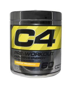 Cellucor C4 Pre workout Orange Dreamsicle 390g