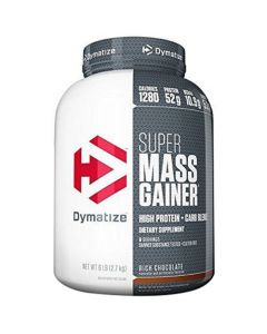 Dymatize Super Mass Gainer Chocolate 6lb