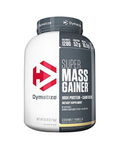 Dymatize Super Mass Gainer Vanilla 6lb