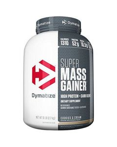 Dymatize Super Mass Gainer Cookies & Cream 6lb