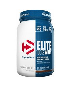 Dymatize Elite Whey Chocolate 2lbs