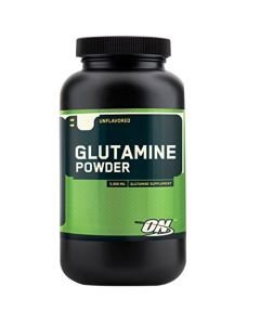 Optimum Nutrition Glutamine Powder Unflavoured 300g