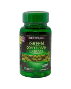 Holland & Barrett Green Coffee Bean Extract 42 Capsules