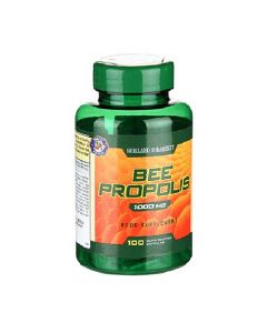 Holland & Barrett Bee Propolis 1000mg 100 Capsules