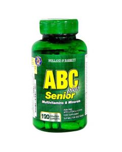 Holland & Barrett ABC Plus Senior 120 Caplets