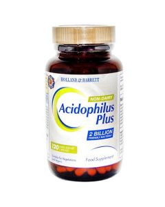 Holland & Barrett Non Dairy Acidophilus Plus 2 Billion Friendly Bacteria Capsules