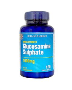Holland & Barrett Double Strength Glucosamine Sulphate 1000mg 120 Caplets