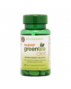 Holland & Barrett Super Green Tea Diet 60 Tablets