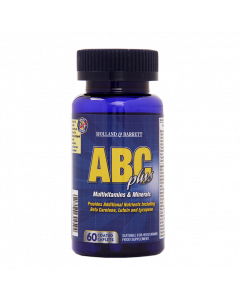 Holland & Barrett ABC Plus Multivitamins & Minerals 60 Caplets