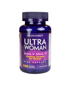 Holland & Barrett Ultra Woman 100 Caplets