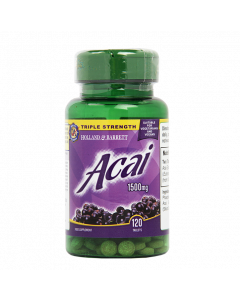 Holland & Barrett Acai 1500mg 120 Tablets