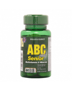 Holland & Barrett ABC Plus Senior 60 Caplets