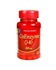 Holland & Barrett CoEnzyme Q-10 30mg 200 Tablets