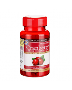 Holland & Barrett Triple Strength, Cranberry Concentrate, 100 Tablets