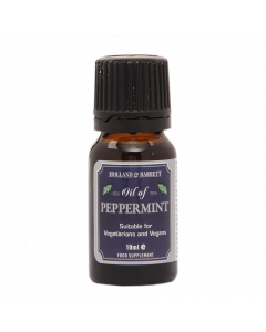 Holland & Barrett Oil of Peppermint Liquid Extract 10ml