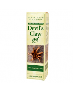 Nature's Garden Devils Claw Gel 80ml