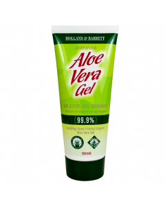 Holland & Barrett Aloe Vera Gel Tube 200ml