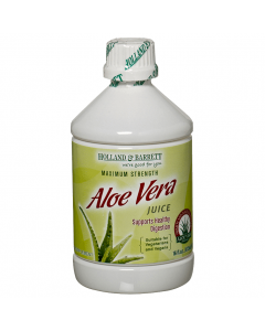 Holland & Barrett Aloe Vera Juice Drink, 473ml