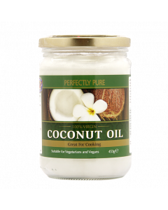 Perfectly Pure 100% Virgin Pure Coconut Oil 453ml