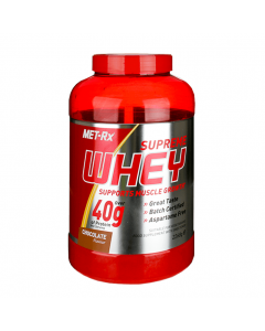 Met-Rx Supreme Whey Chocolate 2268g