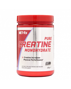 Met-Rx Pure Creatine Monohydrate 400g