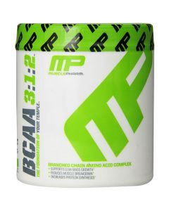 MusclePharm BCAA 3:1:2 Unflavoured Powder 216g