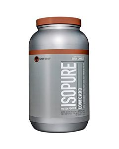 Nature's Best Isopure Low Carb Dutch Chocolate 3 lbs