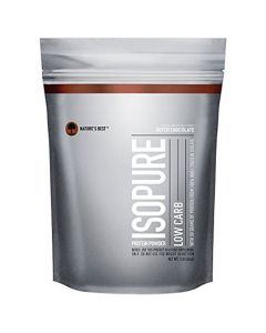 Nature's Best Isopure Low Carb Dutch Chocolate 1Lb