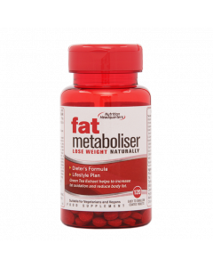 Nutritional Headquarters Fat Metaboliser, 120 Tablets