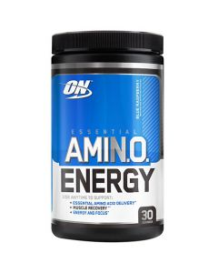 Optimum Nutrition Essential Amino Energy Blue Raspberry 585g