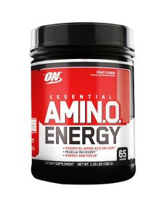 Optimum Nutrition Essential Amino Energy Fruit Fusion 585g