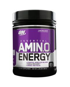 Optimum Nutrition Essential Amino Energy Concord Grape 1.29 lbs