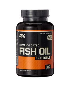 Optimum Nutrition Fish Oil 300 mg 100 Soft Gels
