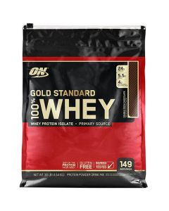 Optimum Nutrition Gold Standard 100% Whey Protein Choco 10lb