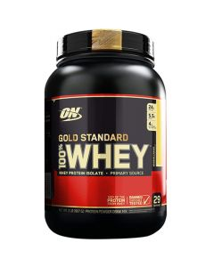 Optimum Nutrition 100% Whey Gold Standard Banana Cream 2 lbs