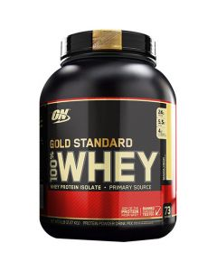 Optimum Nutrition 100% Whey Gold Standard Banana Cream 5 lbs