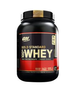 Optimum Nutrition 100% Whey Gold Standard Cookie & Cream 2 lbs