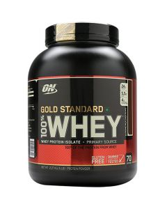 Optimum Nutrition 100% Whey Gold Standard Exterme Milk Chocolate 5 lbs