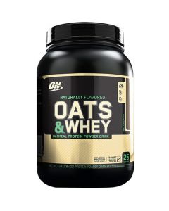 Optimum Nutrition 100% Natural Oats and Whey Chocolate 3 lbs