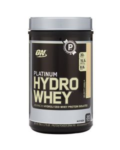Optimum Nutrition Platinum Hydro Whey Vanilla 1.75lb