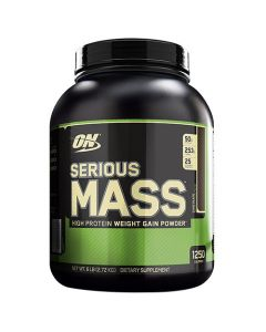 Optimum Nutrition Serious Mass Chocolate 6 lbs