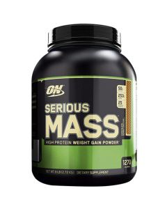 Optimum Nutrition Serious Mass Rich Chocolate Peanut Butter 6 lbs